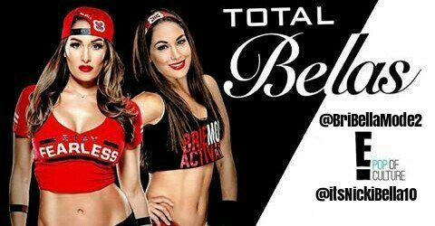 [WWE] Total Bellas S01E01