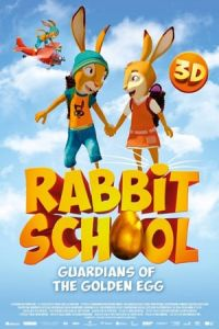 Rabbit School – Guardians of the Golden Egg (Die Haschenschule: Jagd nach dem goldenen Ei) (2017)