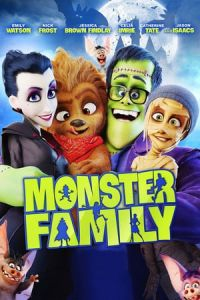 Nonton Monster Family (Happy Family) (2017) — HD BluRay