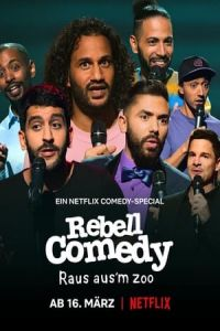 RebellComedy: Straight Outta the Zoo (RebellComedy: Raus Aus'm Zoo) (2021)
